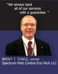 Kenosha based Spectrum Pest Control